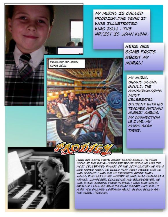 Grade 3 Research Project