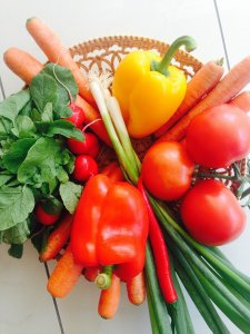vegetables, eat, vitamins