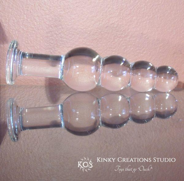 glass bubble dildo