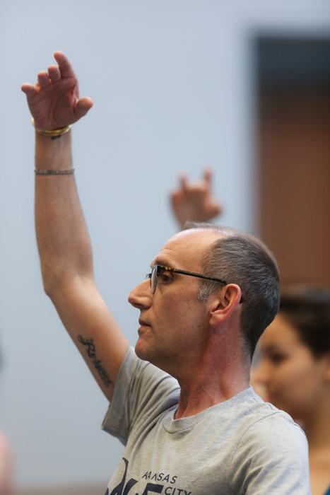 Parrish Maynard, Ballet Master, Kansas City Ballet
