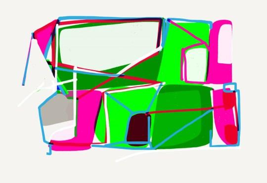 Nate Fors: iPad Drawings