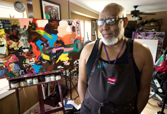 Harold Smith: Art As a Platform for Activism