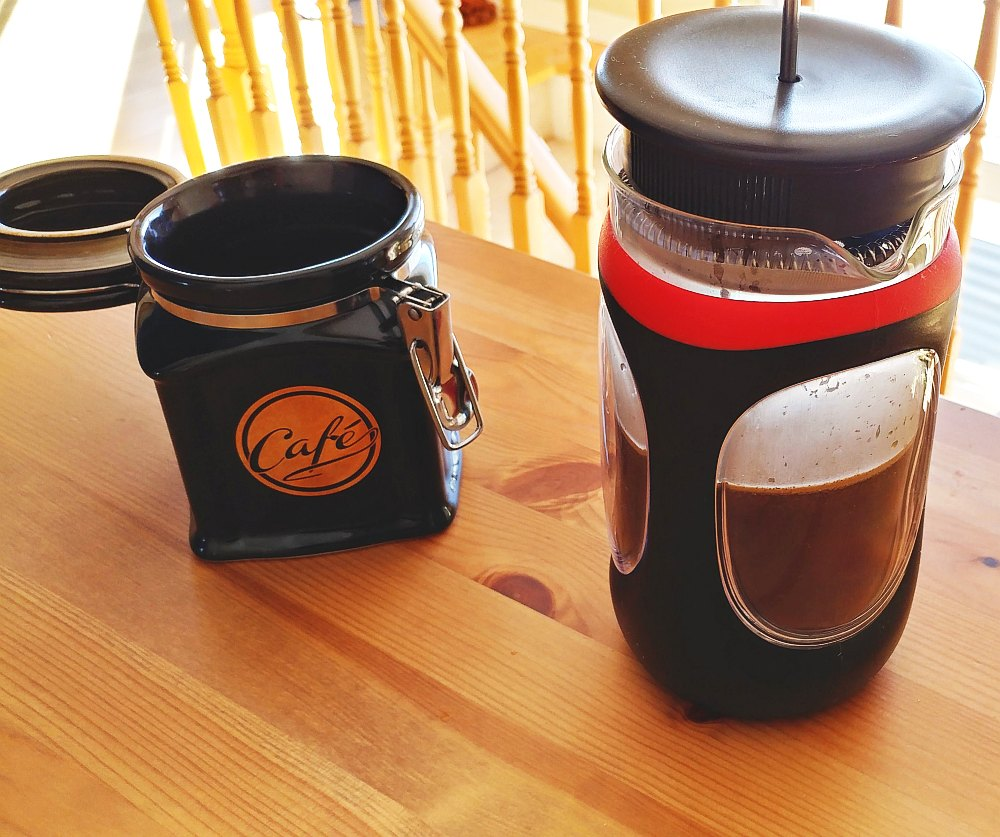 Brewed French Press