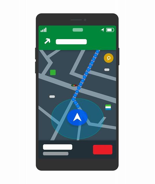 GPSピンポイント調査