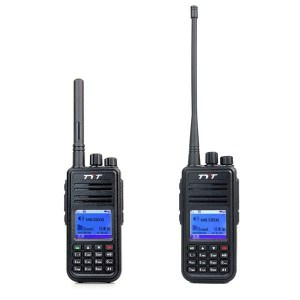 Tytera-TYT-MD-380-Walkie-Talkie-Digital-UHF-400-480MHz-5W-Digital-Mobile-DMR-LCD-Compatible