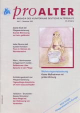 ProAlter Ausgabe 1