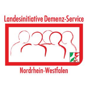 Logo der Landesinitiative Demenz-Service NRW