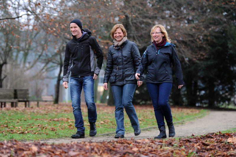 Foto Testimonail von Monoika Wilhelmi, Arnd Bader und Susanne Bäcker