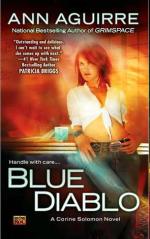 Book Review: Ann Aguirre's Blue Diablo
