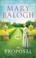 Book Review:  Mary Balogh's The Proposal