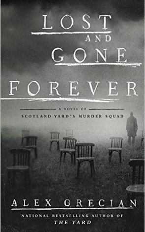 Book Review: Alex Grecian's Lost and Gone Forever