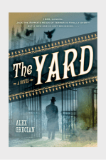 Book Review: Alex Grecian's The Yard
