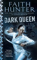 Book Review: Faith Hunter's Dark Queen