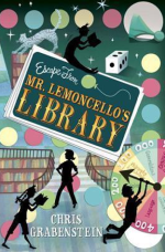 Book Review: Chris Grabenstein's Escape From Mr. Lemoncello's Library