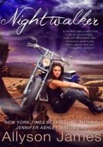 Book Review: Allyson James' Nightwalker