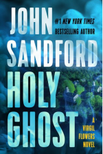 Book Review: John Sandford's Holy Ghost