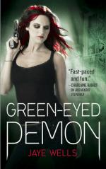 Book Review: Jaye Wells' Green-Eyed Demon