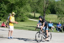 Bike dismount