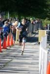 Start of run