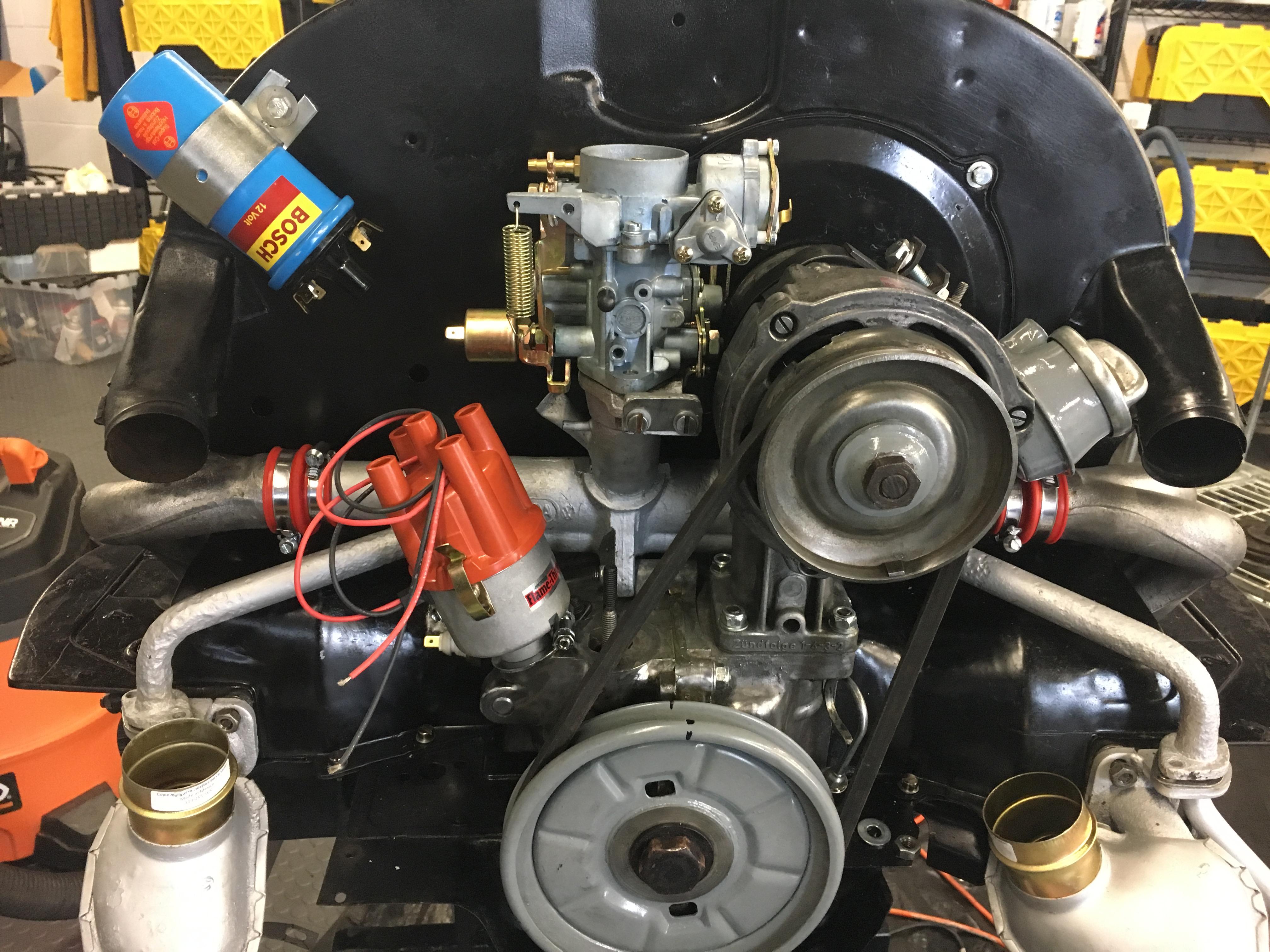 Lazarus Motor