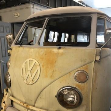 1962 VW 'Sundial' Camper Bus 'Dino'