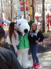 Hello Snoopy! and two others!