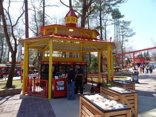 Front of the Gazebo- Again looks very nice!