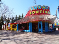 New store, Snoopy's Boutique