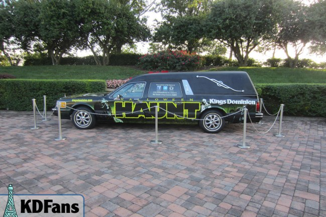 The Hearse is back!