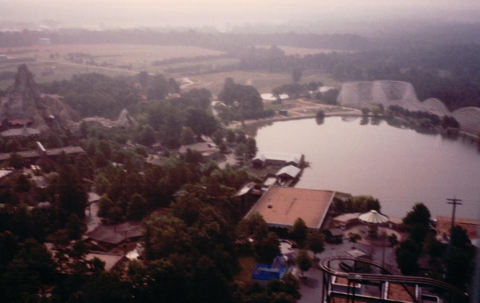 Overview of Safari's Village in 1987. Photo from KD Golden Year's Facebook Page