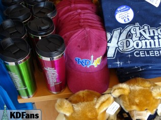 Hat and coffee cup