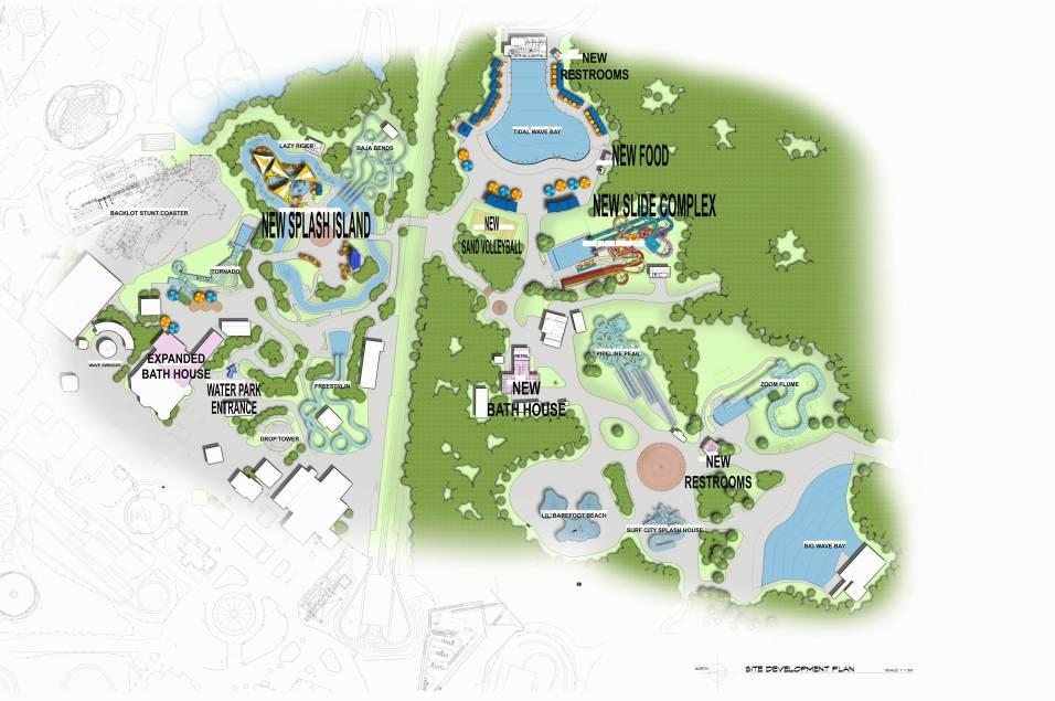 WaterWorks 2015 Map