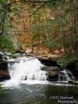 Mill Creek Falls Autumn