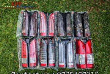 Toyota Hiace KDH Tail light sets for sale