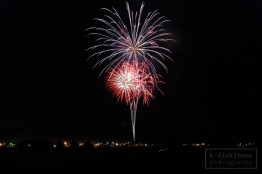 Fireworks in Carson City