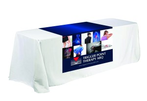 table banner