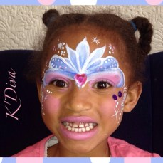 K'Diva Face-painting
