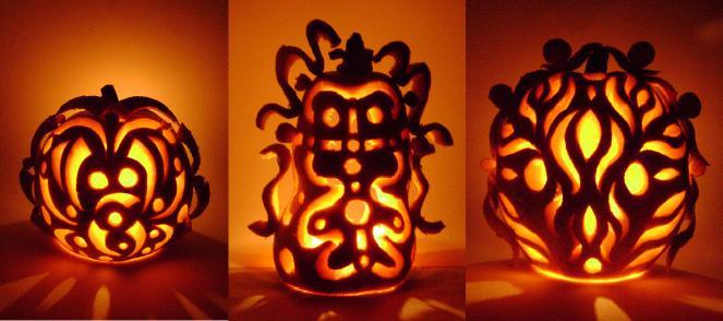 3Pumpkins