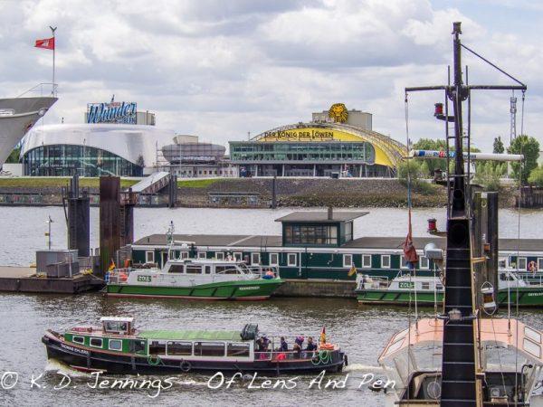 Hamburg In Colour Series - Harbour