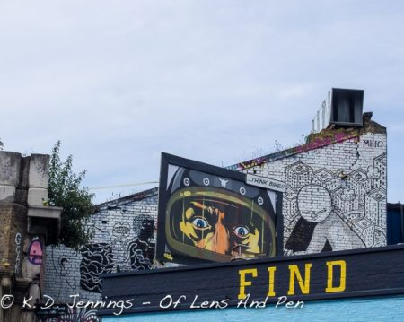 Street Art in Shoreditch London Photo 3
