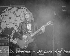 The Dead Daisies - Musikmesse Frankfurt 2016 - David Lowy