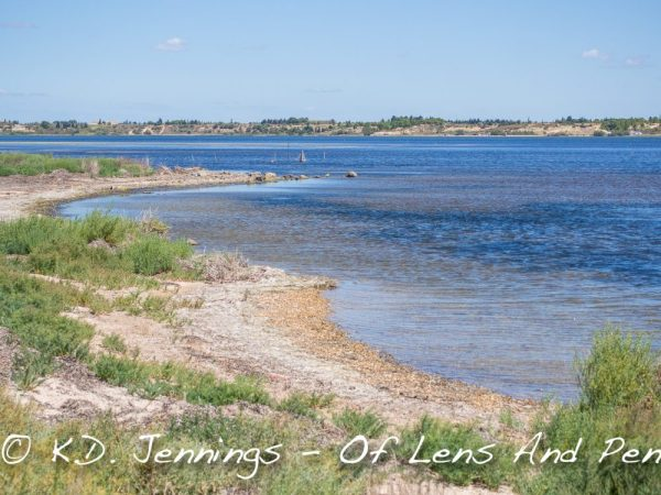 Bages Lagoon Aude South of France