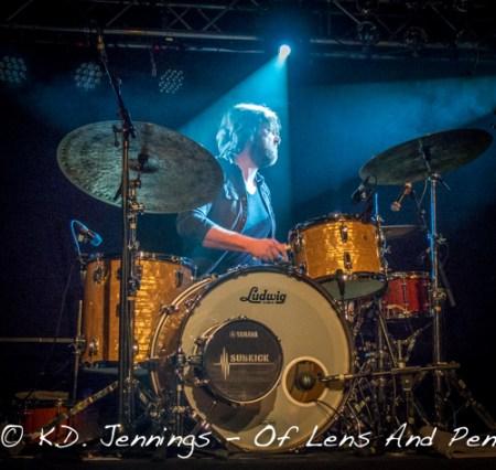 King King | Reaching For The Light Tour 2017 - Wayne Proctor