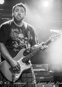 King King   Reaching For The Light Tour 2017 - Alan Nimmo