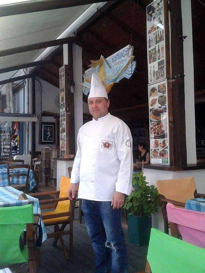 Койчо Великов, майстор-готвачът