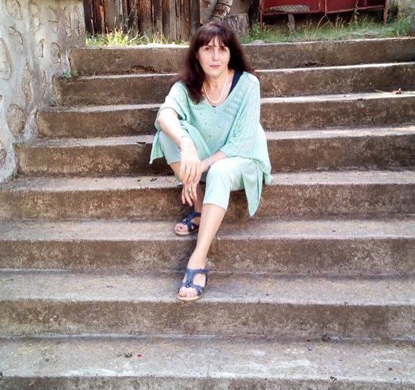 Моето малко интервю с Виолета Христова