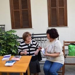 Лили Качова напои жадните ни души с Поезия