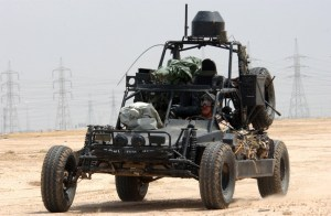Desert Patrol vehicle knuckle Dragger Magazine