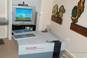 Nintendo Furniture knuckle dragger magazine