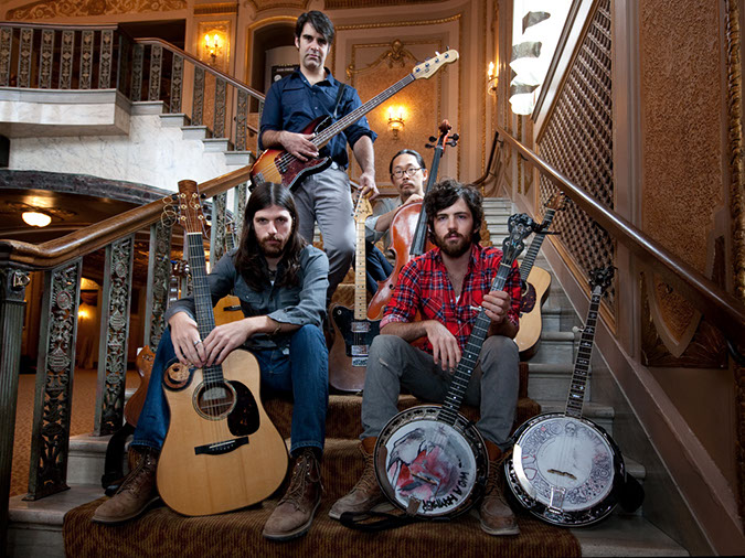 The Beards…The Banjos…The Brothers!!